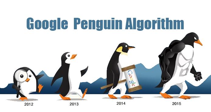 การอัปเดต Google Penguin 1.0-4.0